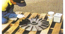 SYNTHETIC RUBBER PUTTY