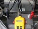 Battery Diagnosis System untuk Mesin Industri
