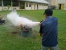Menyesuaikan Pemadam Dengan Jenis Kebakaran (Bagian 2)
