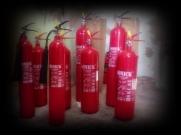 Menyesuaikan Pemadam Dengan Jenis Kebakaran (Bagian 4)
