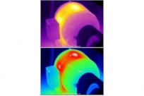 Kamera Thermal dan Infared Thermometer