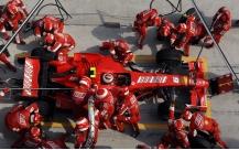 Penggunaan Kamera Inframerah dalam Balapan Mobil F1