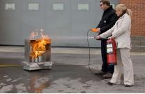 Sekilas Tentang Cara Pemakaian Pemadam Api Portable
