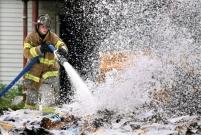 Menyesuaikan Pemadam Dengan Jenis Kebakaran (Bagian 3)